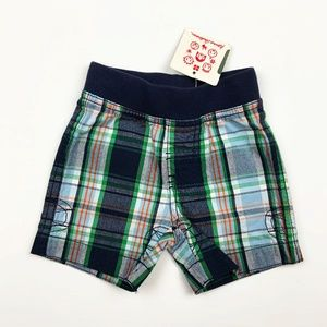 NWT HANNA ANDERSSON SHORTS SIZE 0-3 MONTHS